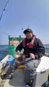 3月26日の釣り