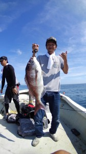 9月16日の釣り状況