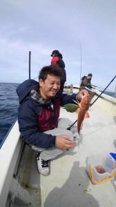 10月13日の釣り