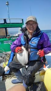 5月12日の釣り