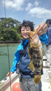 5月19日の釣り